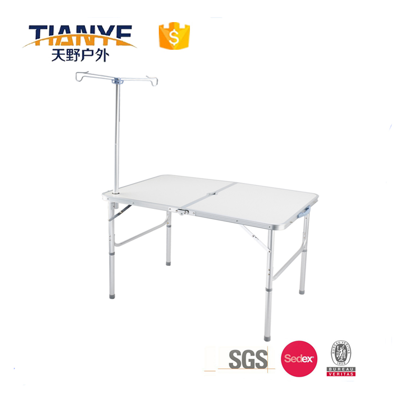 Tianye leisure life opens and folds in second portable <strong>folding</strong> table with adjustable legs