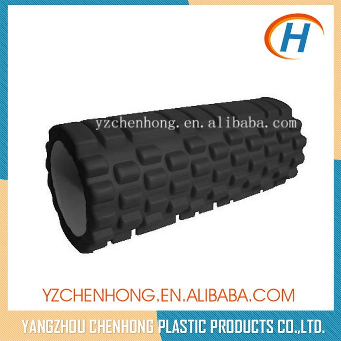 Fitness Yoga Stick Physio Equiment Yoga Pilates EVA Grid Foam Roller