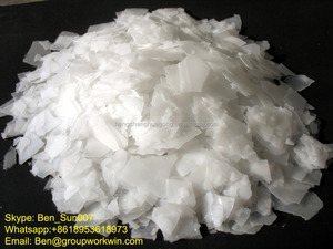 Sodium Hydroxide Pearls/flakes 99% Caustic Soda Price from Manufacturer