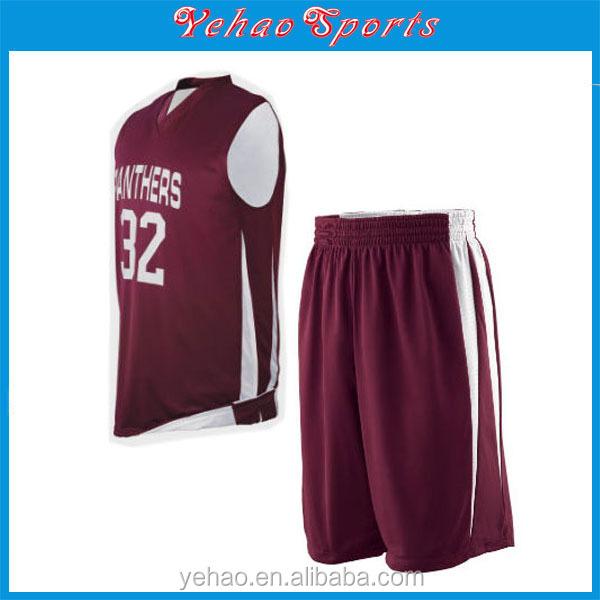 b3d76d5d87a Custom Basketball Uniform Degin