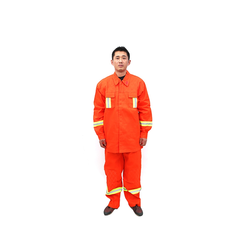 China Manufacturer Nomex Fire Fighting Suits, Fire Fighter Clothing - KingCare | KingCare.net
