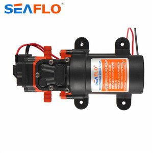 SEAFLO 12 24 Volt DC 35 Psi 4.3 Lpm Water Pump For Water