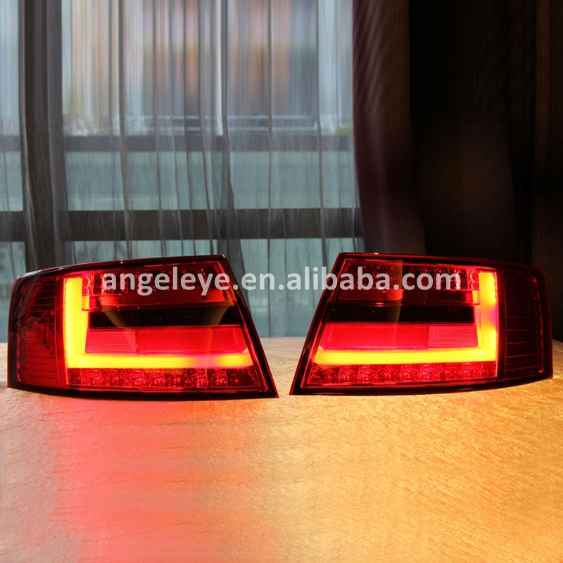 For Audi A6 LED Tail Light Rear lamp 2005-2008 Year