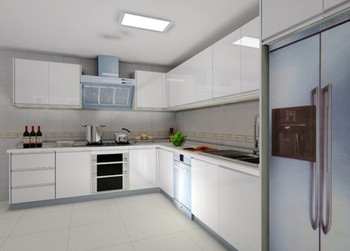 China Manufacturer Cheap Modular Kitchen Designs For Small Kitchens With Ce Certificate