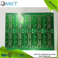Rogers PCB Quick Turn High Frequency printed circuit board process for Fax machine