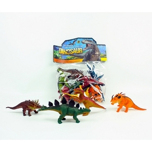 Plastic wholesale dinosaur toys made in China AN46669618-9
