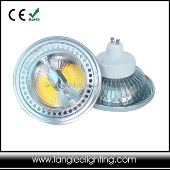 20 Degree High Power Led Spotlight Ar111 12w Gu10 G53