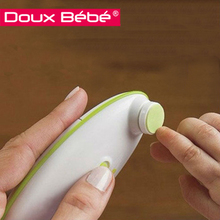 OEM electric baby nail file