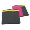 best gift credit card phone sim card holder 3m sticker mobile phone credit card holder wallet