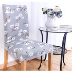Universal elastic chair set cover hotel office computer dining table chair cover