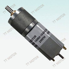 20mm dc sayama geared motor for small toy car