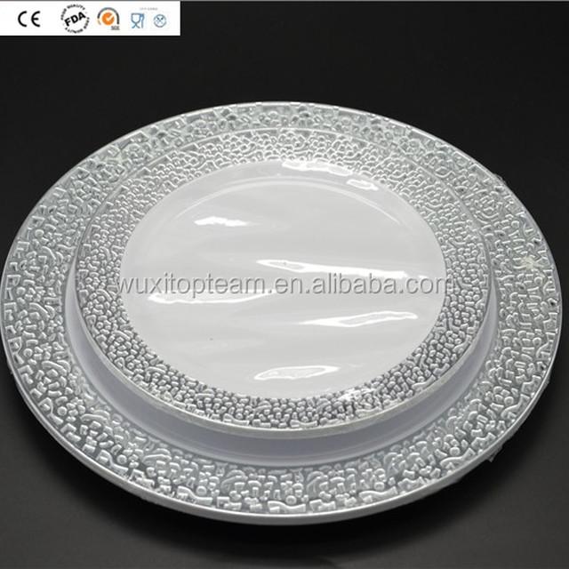 Plastic Disposable Dinnerware Set & China Disposable Plastic Dinnerware Set Wholesale 🇨🇳 - Alibaba
