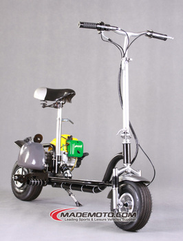 hot style 49cc 2 stroke gas scooter for adult with manual starting rh alibaba com gas scooters manila salorr gas scooter manual