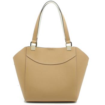 4f42e8a652bd Women 100% cowhide leather handbag shoulder bag double face saffiano leather  lady leather handbags trendy