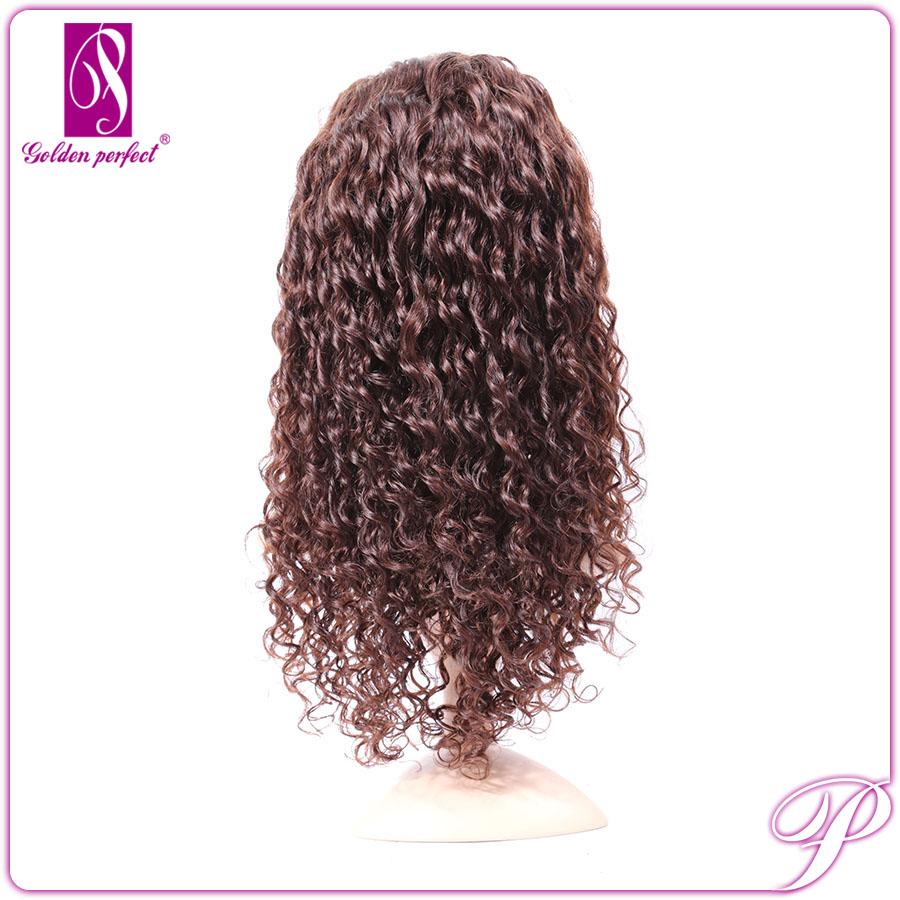מיוחדים נשים הודו שיער פאה מחיר, פאות שיער אנושי חלק u, פאת תחרה מול שיער FR-22