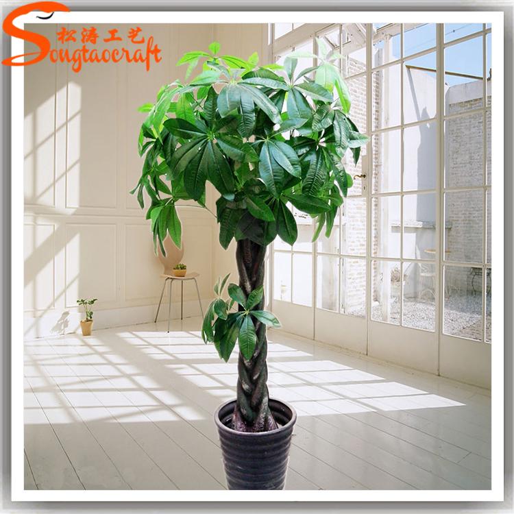 Rboles artificiales baratas reciclaje tropicales for Plantas decorativas ornamentales