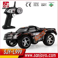 WL toy L999 2.4Ghz RC Radio Control Buggy 5CH High Speed RC Car