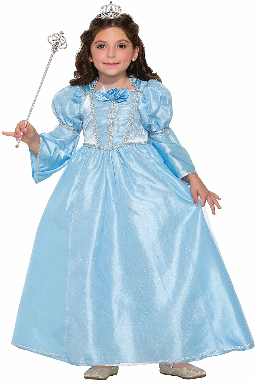 Get Quotations · Forum Novelties Girls Blue Belle Princess Costume Blue Medium  sc 1 st  Alibaba & Cheap Princess Belle Costume For Girls find Princess Belle Costume ...