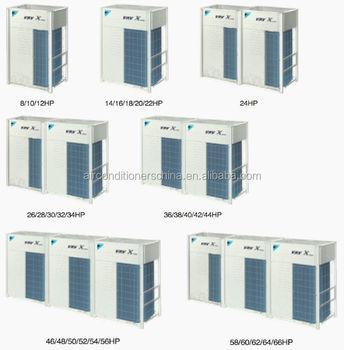 Variable Refrigerant Volume Air Conditioner Daikin Vrv