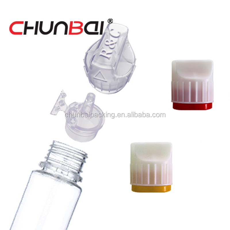 In Stocks Eliquid Cap PET Childproof and Tamperproof Cap For 30ml 50ml 60ml 70ml Dropper Bottle