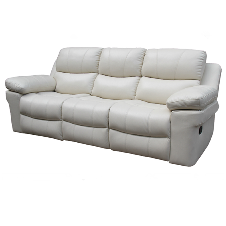 Hot sell functional s3 sofa set recliner sofa