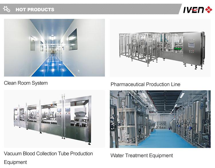 हेमोडायलिसिस के लिए आरओ जल उपचार मशीन संयंत्र