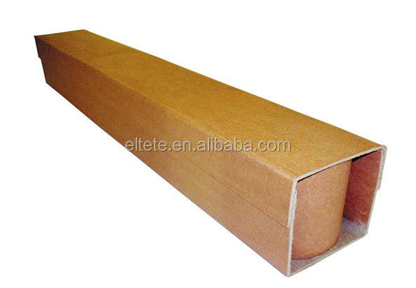 paper pallet leg or pallrunner used for container pallet