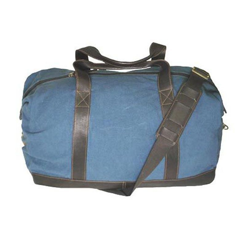 Durable canvas bag travel luggage