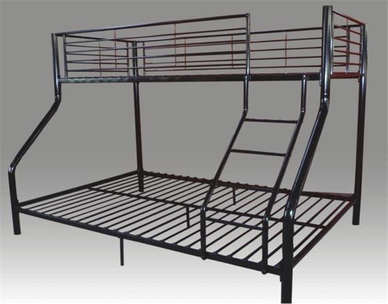 Military Metal Bunk Beds Folding Camping Metal Frame Military