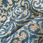 SGSi Certification Chenille Blackout Fabric For Curtain Upholstery Warp Knitted Fabric