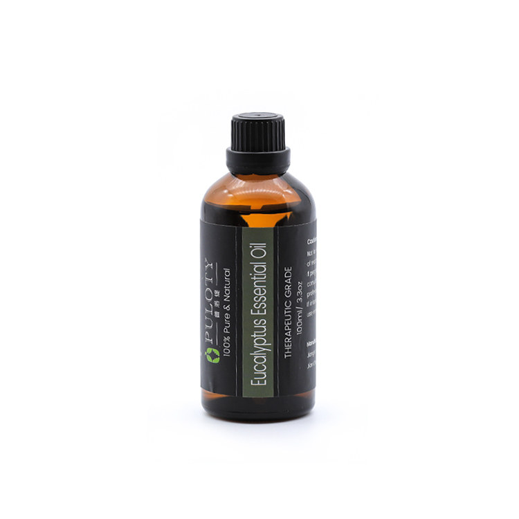 100% Natural Eucalyptus Pure Essential Oil