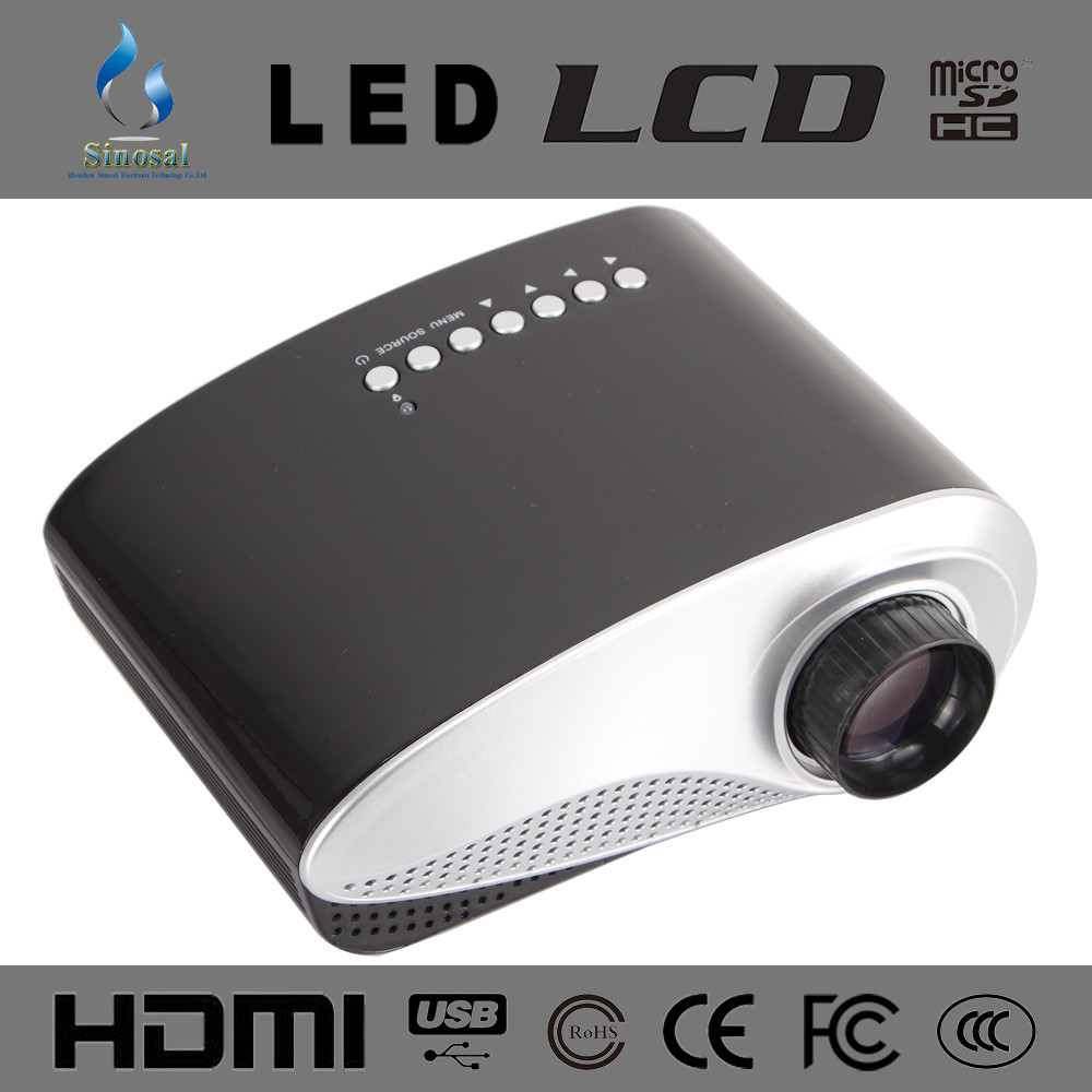 SINOSAL SINO-RD802 Mini Handy Projector support <strong>HD</strong> 1080P with low price
