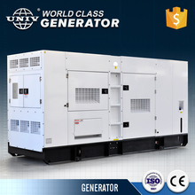 50hz 1500rpm 200kva diesel generator set 380v AC Three Phase electric generator