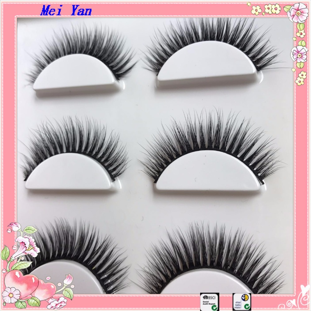 Cheap Price Whole Sale False Eyelashes Made In Vietnam Products
