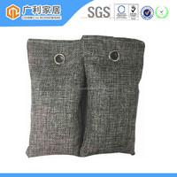 Wholesale Natural charcoal air purifier deodorizer bag