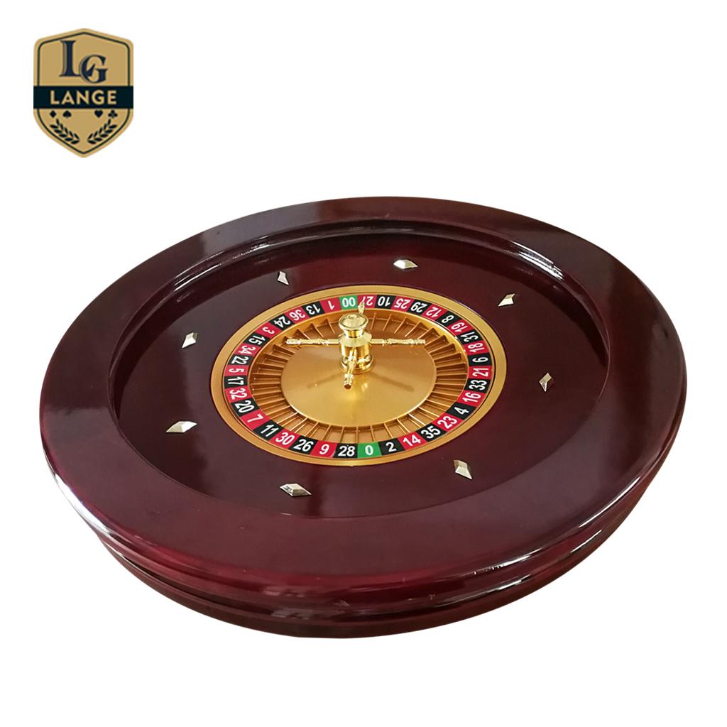 Roulette wheel 80 cm