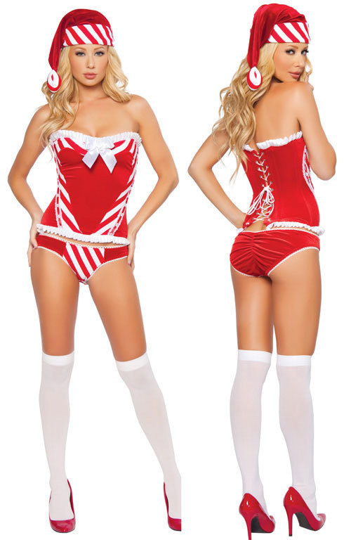 Xxxpussy Teens Cheap Sexy Santa Costumes