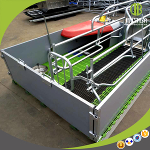High Quality Poultry Farming Equipment Galvanized Farrowing Cages for Sale