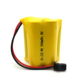 Ni-CD AA 900mAh 6V rechargeable battery pack for airsoft and other hobby toys