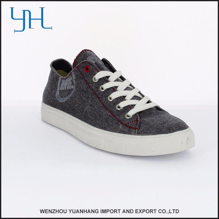 New Style Elegant Design Style Man Canvas Shoes