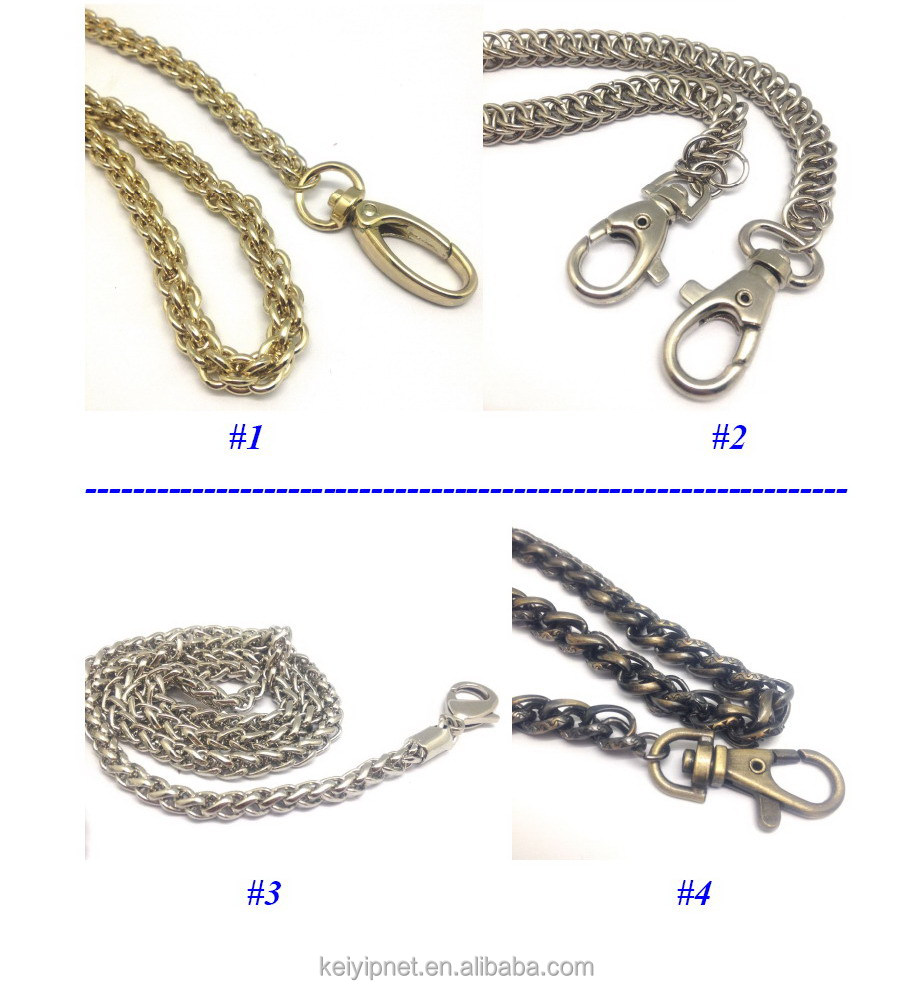 Metal Handbag Chain for bag shoulder chain