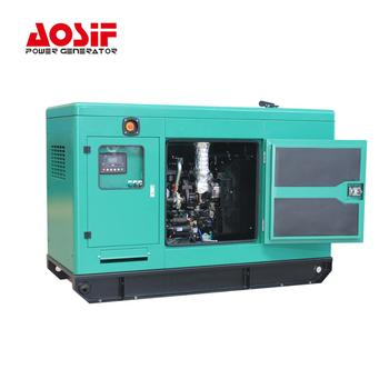AOSIF 7KW 8KW 10kva small Diesel generator UK set price with Perkins engine