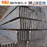 Prime mild steel angles and channels