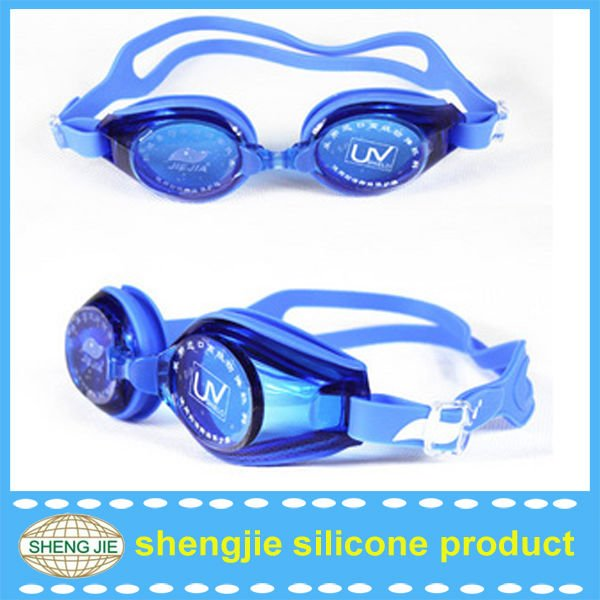 Best promotional gift for silicone myopia swimming glasses