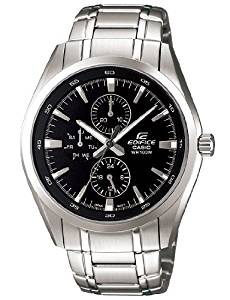 Casio #EF338D-1AV Men's Edifice Series Multi Function Analog Sports Watch