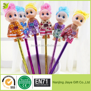 Bulk Kawaii Doll Promotional Ballpoint Pen