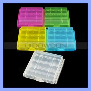 new concept 99a07 bc9b5 Clear Small Plastic Battery Holder Case Box Multi Color For Aaa Battery  Storage - Buy Battery Holder Case,Battery Holder Box,Aaa Battery Storage ...