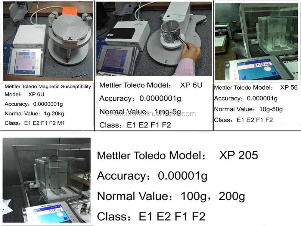 Scale Calibration Weights >> Oiml 1mg 50kg Standard Scale Weight Calibration Weights For Scales