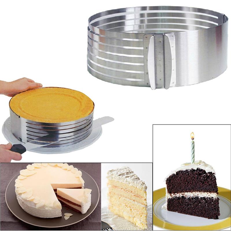 Cake Adjustable Cake Layer Cutter