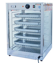 Pizza warmer used